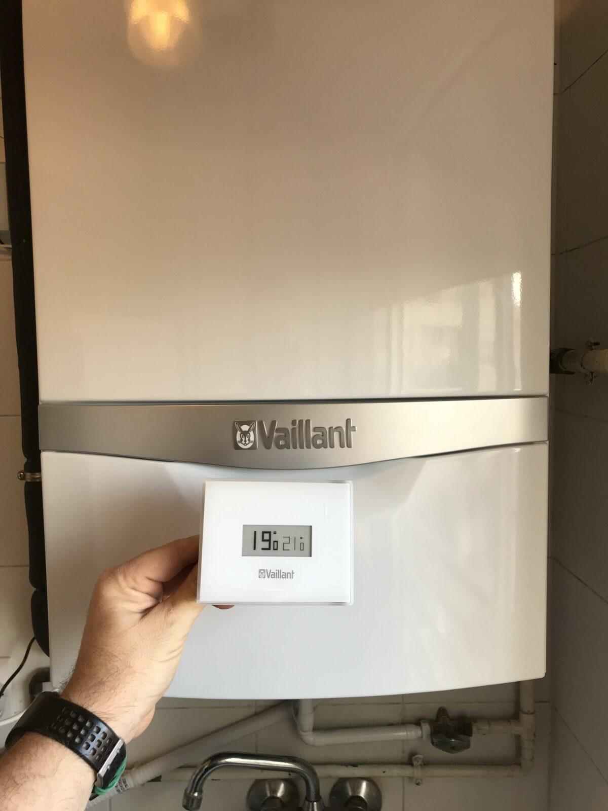 Instalación Calefacción completa en Valencia