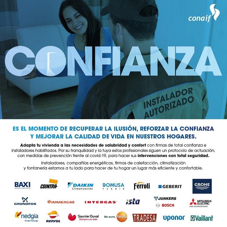 Somos de #DeTotalConfianza