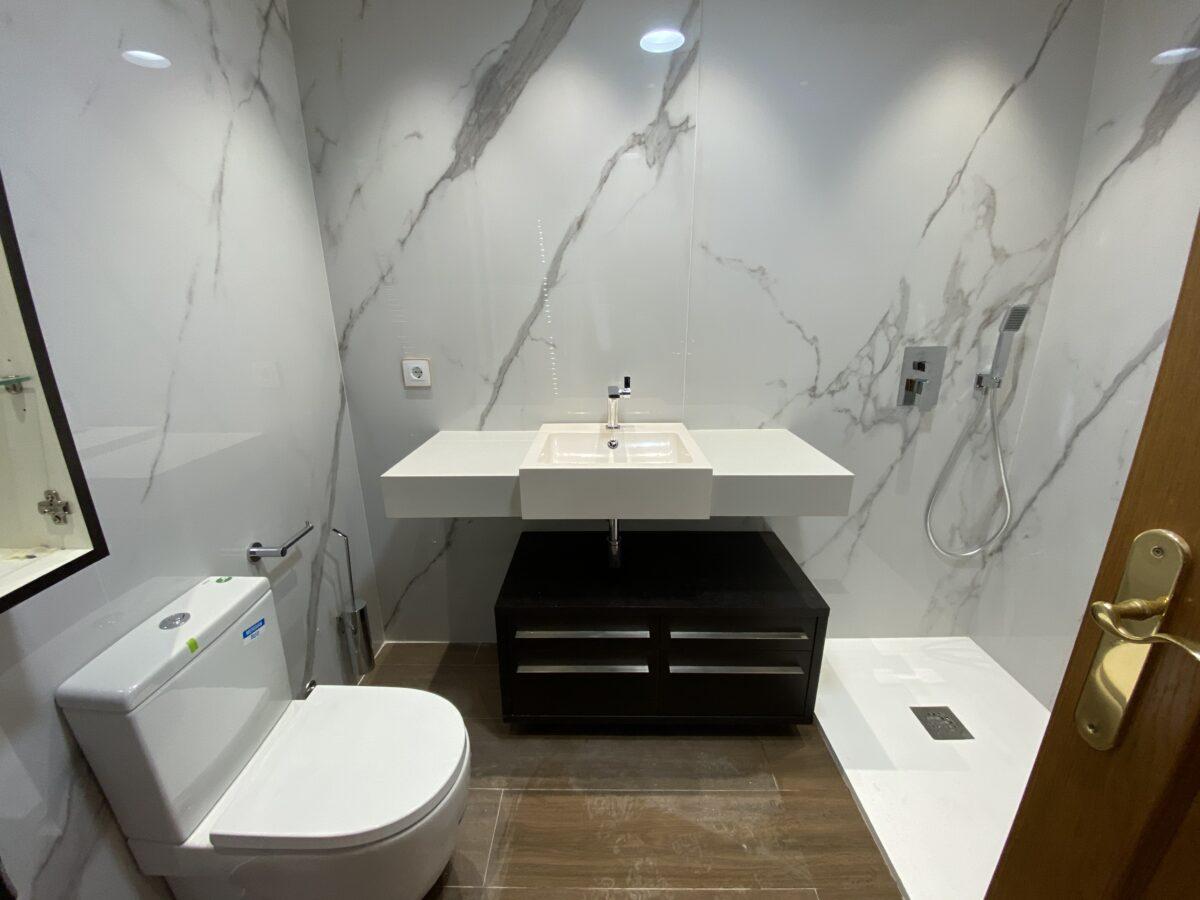 Reforma baños en Valencia